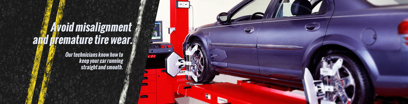 Alignment CarMax Autocare Center