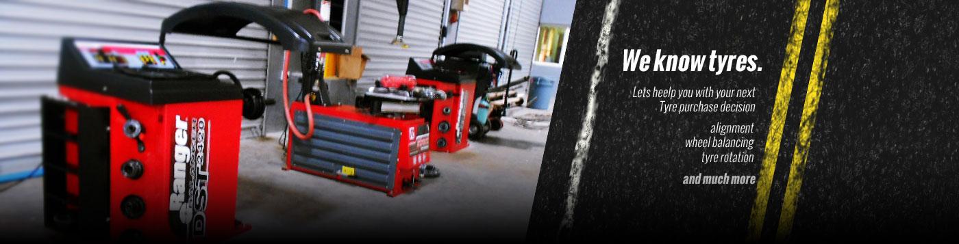 Tyre Services CarMax Autocare Center